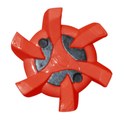 Soft Spikes Stealth Golf Spikes - PINS Insert System Red/Black price per spike